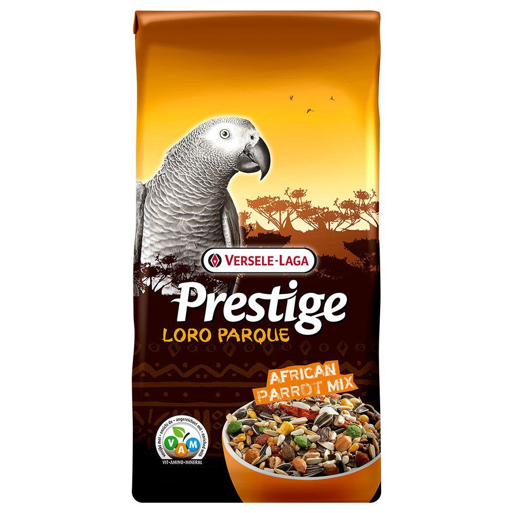 Prestige Loro Parque African Papagei Mix - 15 kg