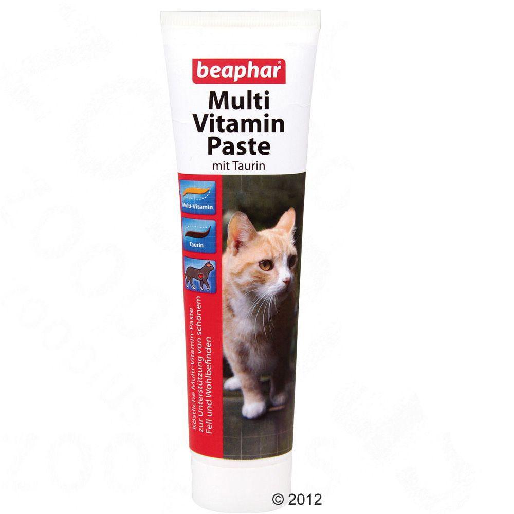 Beaphar Multi Vitamin pasta dla kota, z tauryną - 250 g