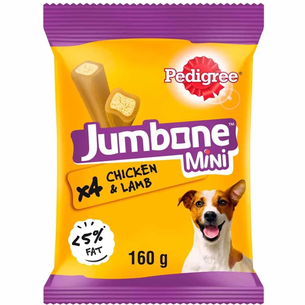 Mini Chicken Pedigree Jumbone Dog Treats