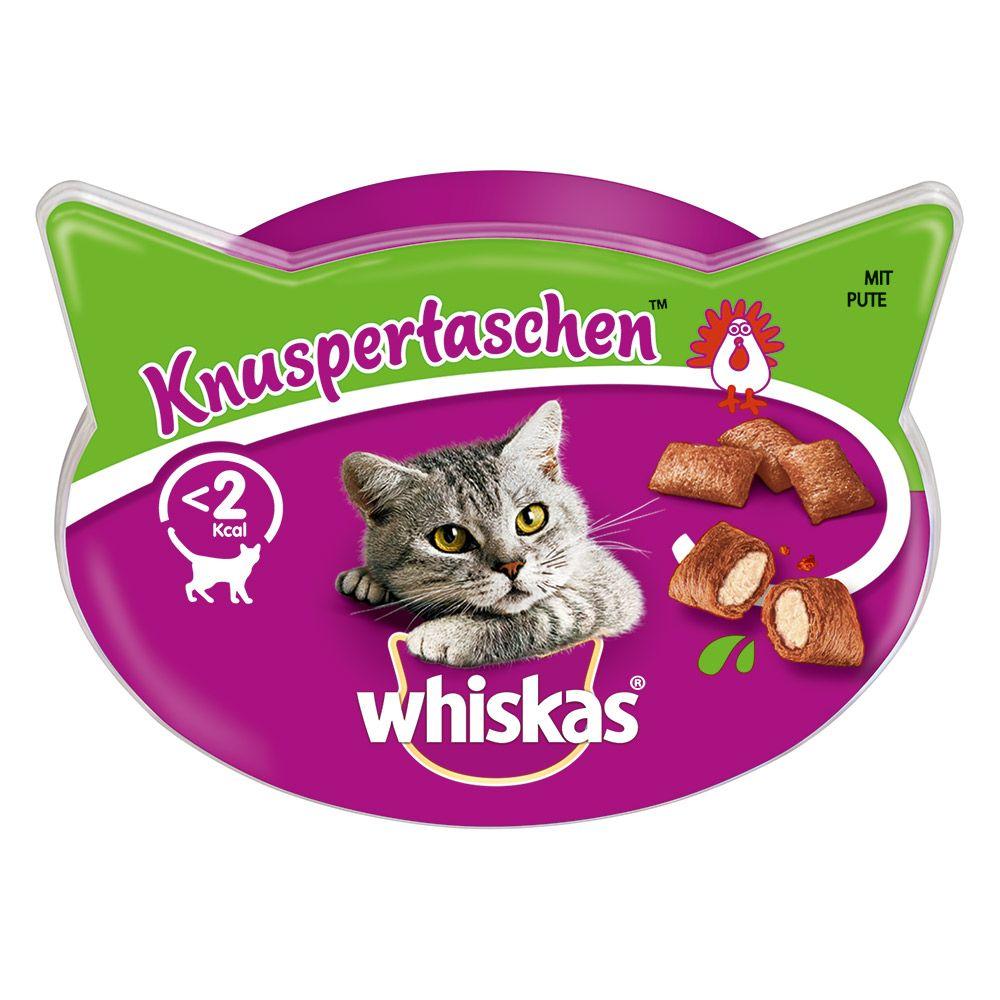Whiskas Temptations Kalkon 60 g