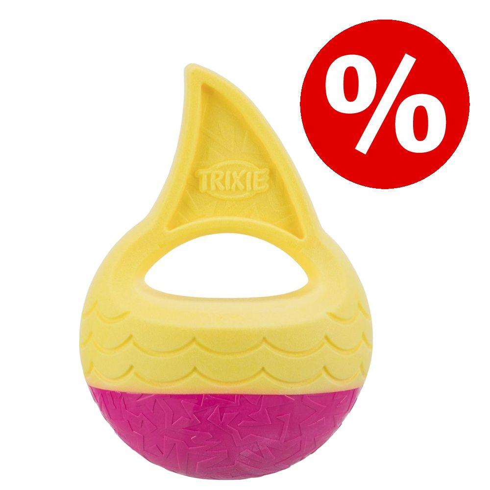 Trixie Hai-Flosse Wasserspielzeug zum Sonderpreis! - 1 Stück, Ø 18 cm