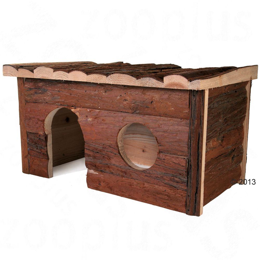 Trixie Jerrik domek dla małych zwierząt - Dł. x szer. x wys.: 40 x 23 x 21 cm