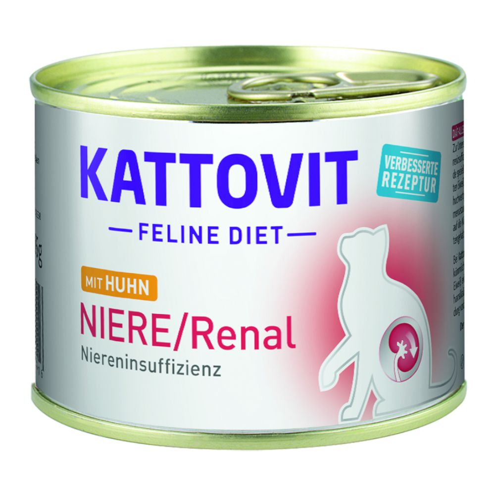 Turkey Kidney/Renal Kattovit Wet Cat Food