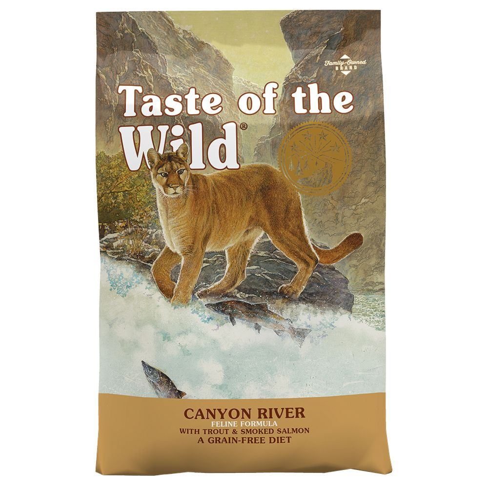 Taste of the Wild – Canyon River Feline - 7kg