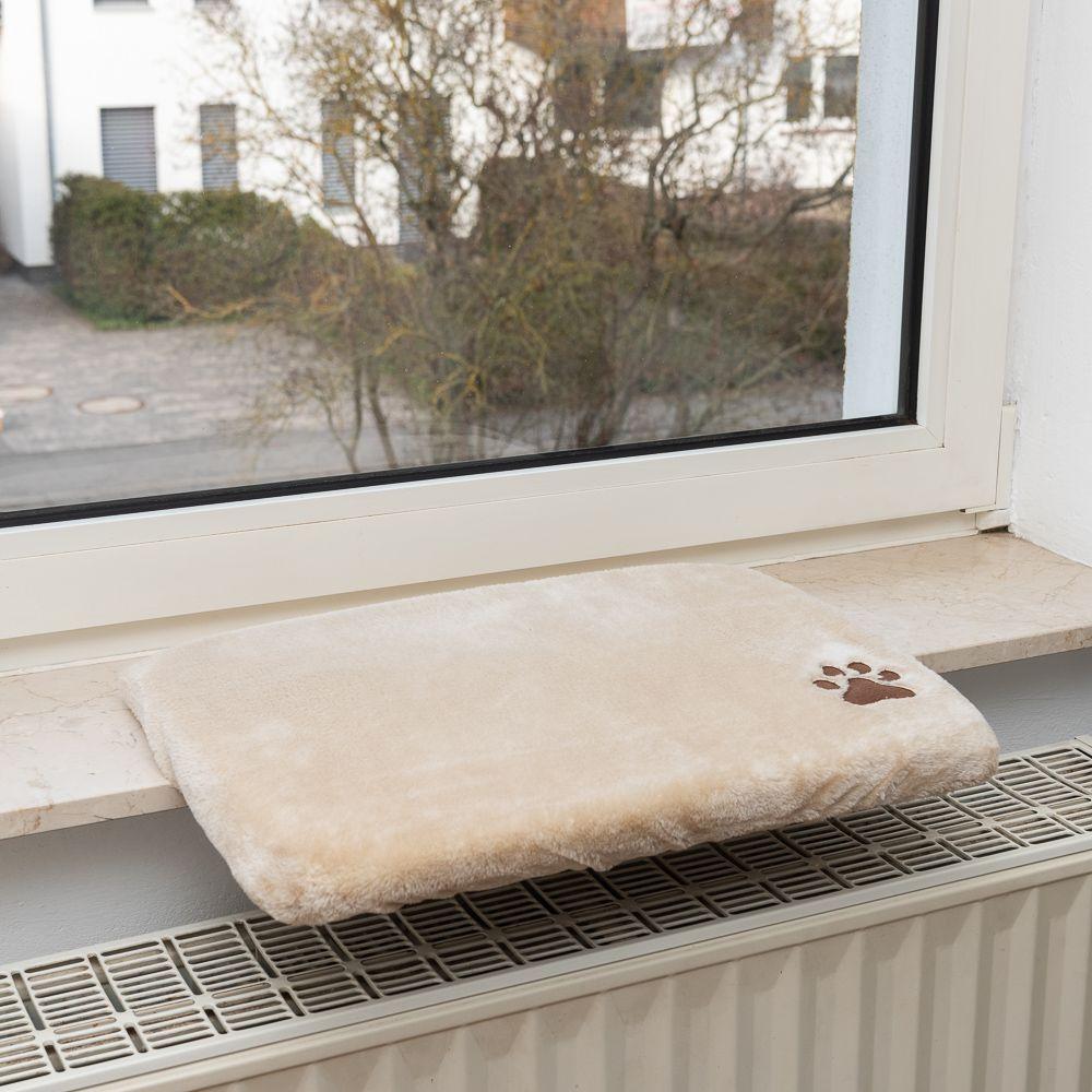 Plüschi fönsterbädd L 50 x B 35 x H 5 cm
