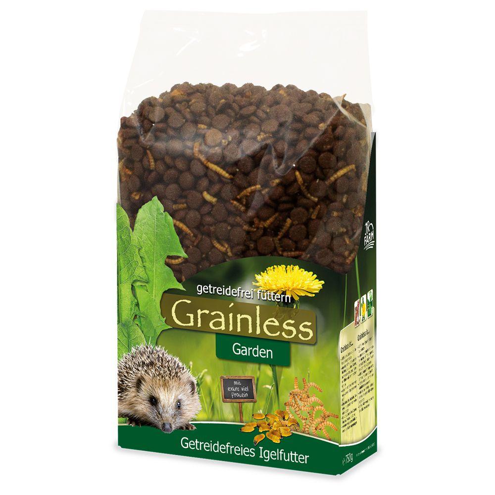 JR Garden Grainless Igelfutter - 2 x 750 g