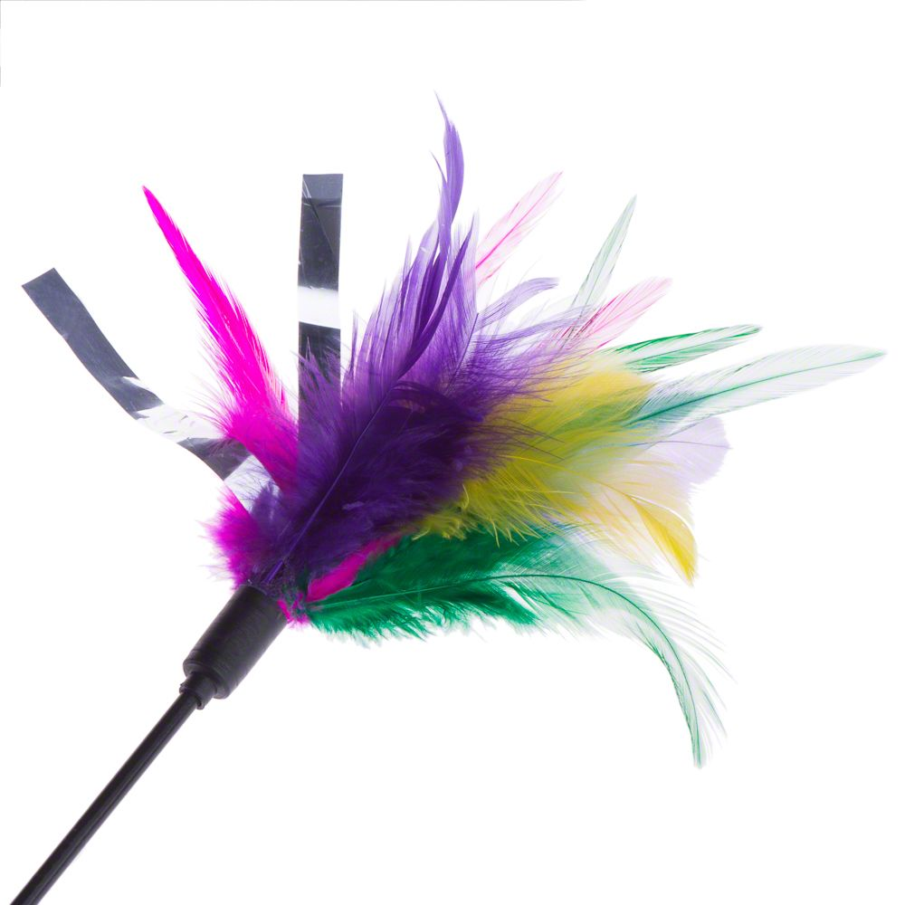 Feather Waggler Cat Toy - Pack of 3