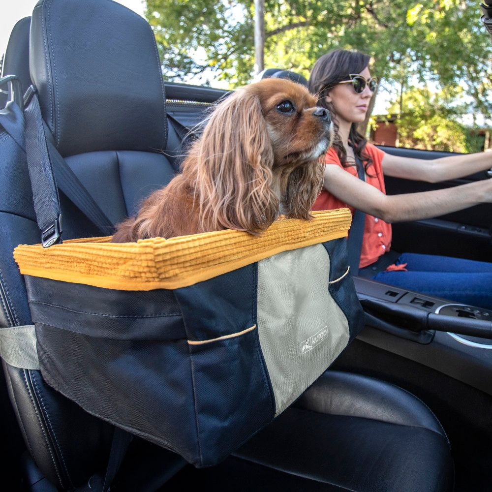 KURGO Skybox Dog Booster Seat - L 40 x B 30 x H 20 cm