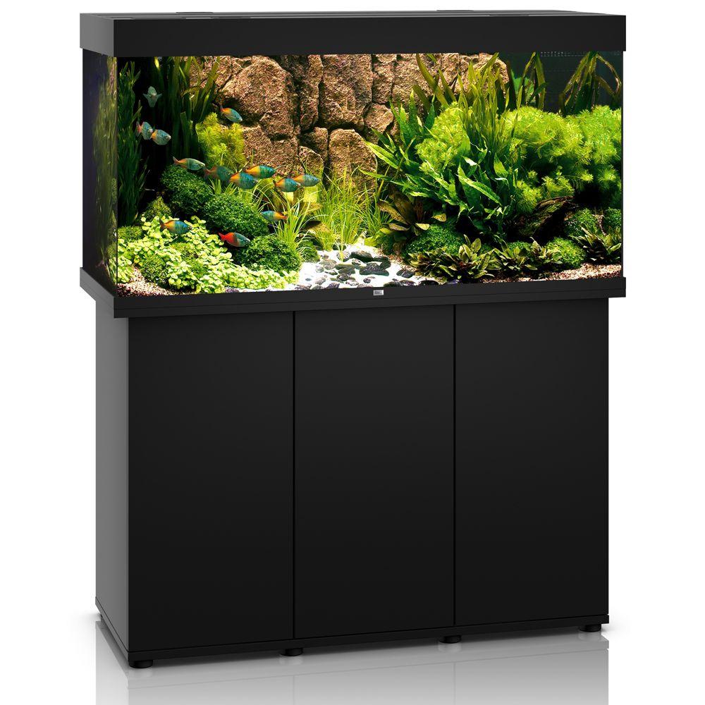 Foto Set acquario + supporto Juwel Rio 300 SBX - marrone scuro Acquari Juwel con supporto