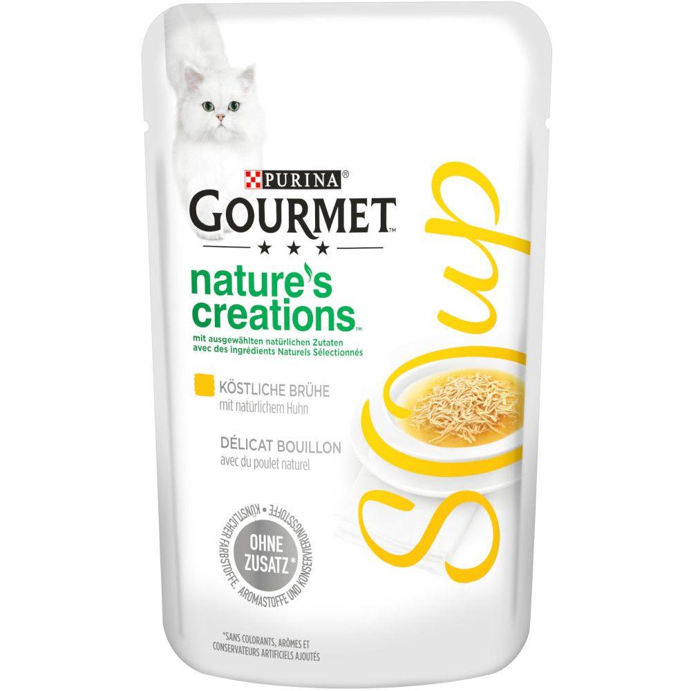 Gourmet Soup  8 x 40 g - Huhn