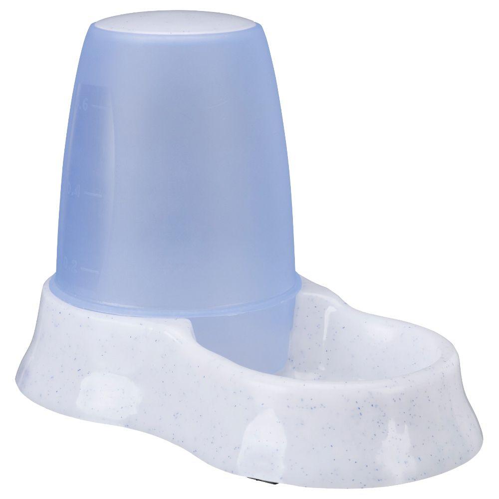 Trixie vattenfontän eller foderautomat - 0,6 liter B 18 x D 12 x H 19 cm