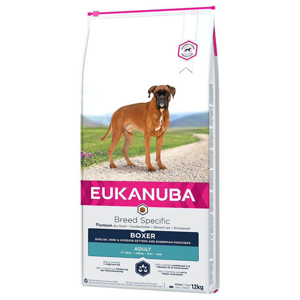 Eukanuba Boxer Adult - Economy Pack: 2 x 12kg