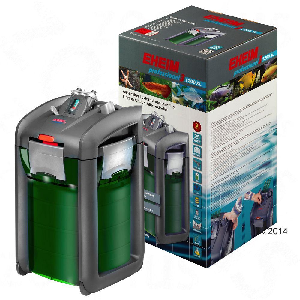 2080 Außenfilter Professionel 3 1200XL bis 1200 Liter für Aquarien