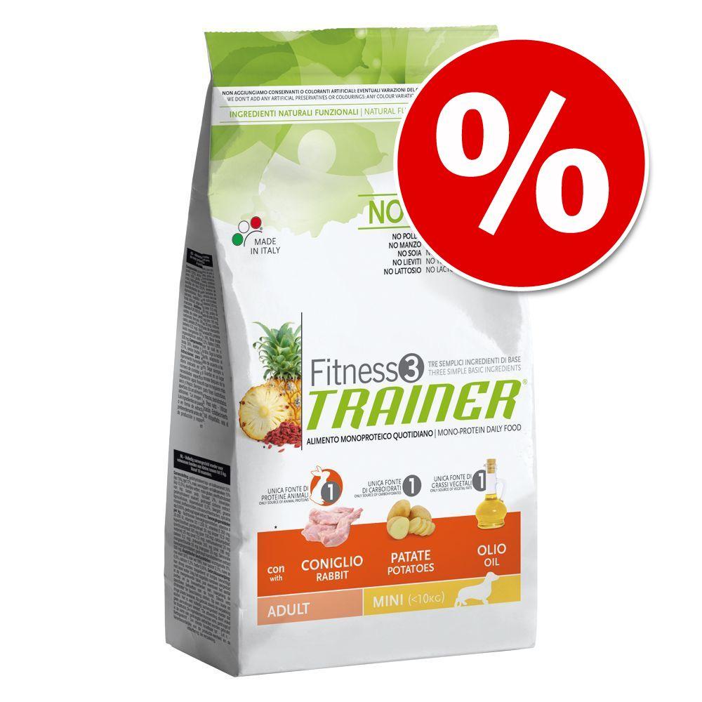 Foto Trainer Fitness 3 Adult Mini No Grain Coniglio & Patate - 2 x 7,5 kg - prezzo top! Trainer Fitness 3 - Size Mini