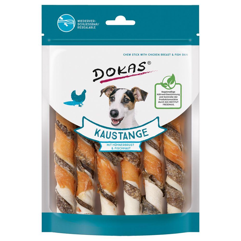 Dokas Bâtonnets torsadés pour chien - 150 g