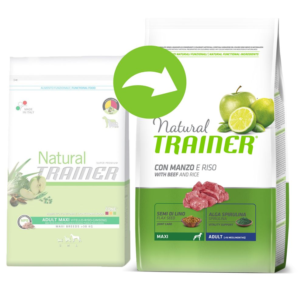Trainer Natural Maxi, wo&