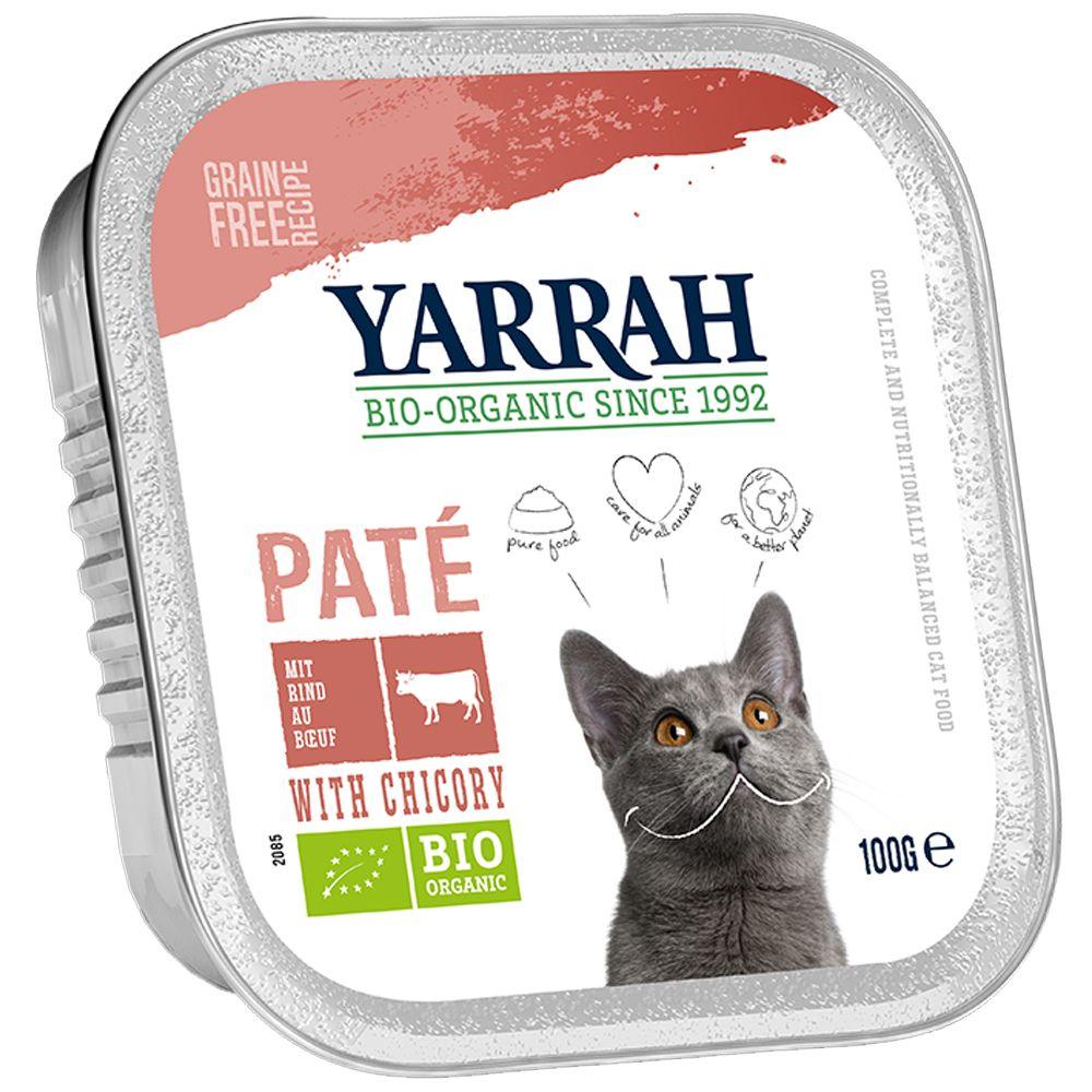 Sparpaket Yarrah Bio 12 x 100 g - Bröckchen: Hu...