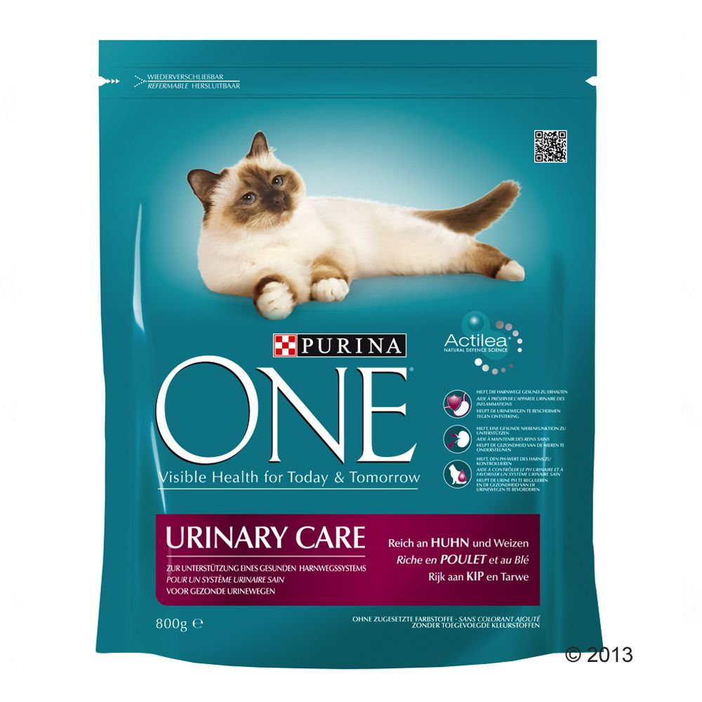 Purina ONE Urinary Care - Sparpaket 6 x 1.5 kg
