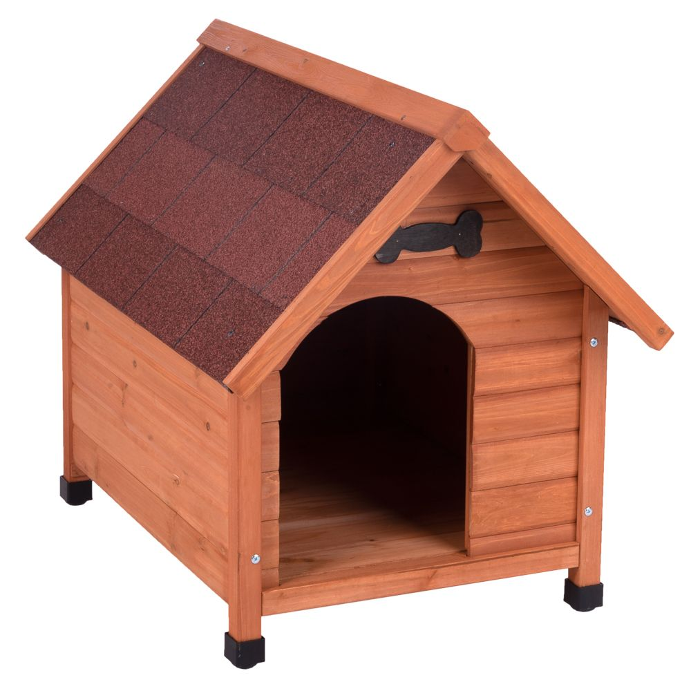 Spike Classic Dog Kennel: 96.5 x 115 x 108 cm (L x W x H)