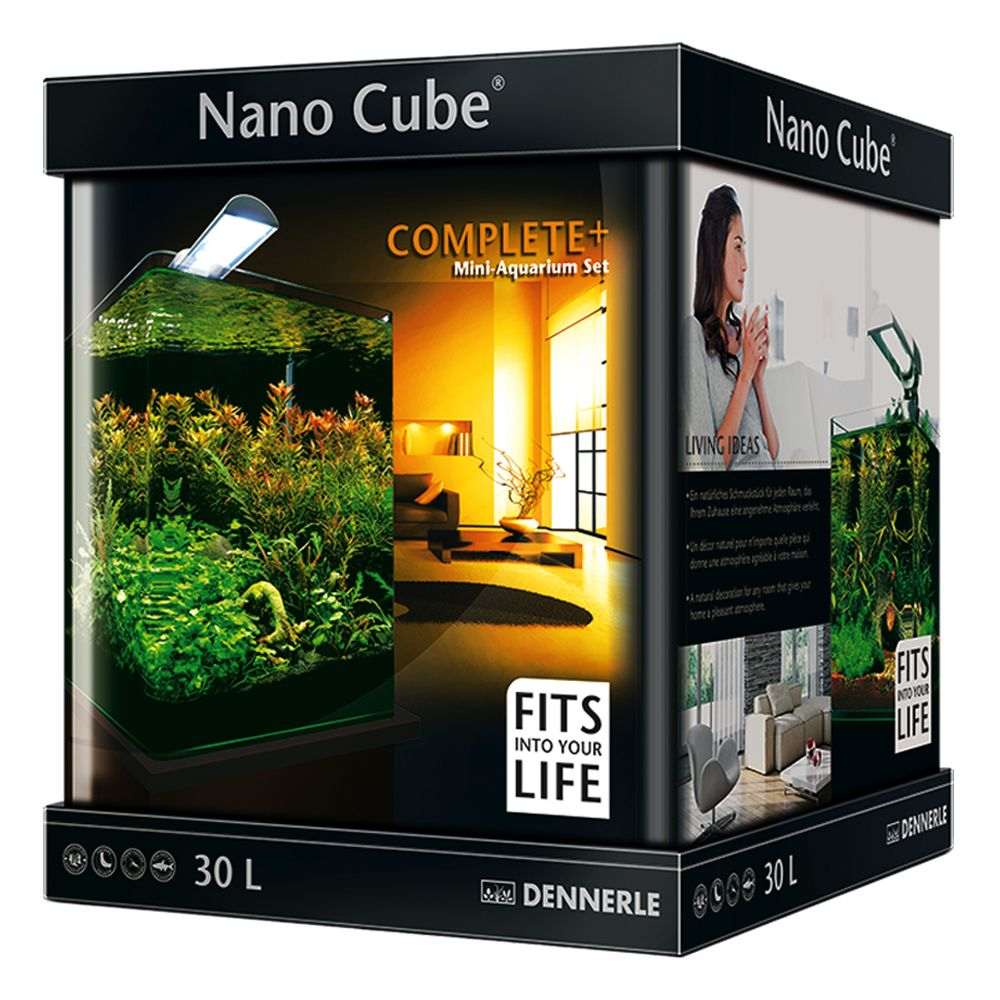 Nano Cube Complete PLUS Aquarium