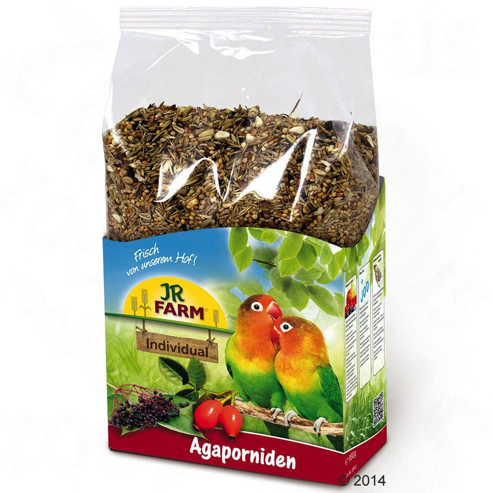 JR Farm Individual Agaporniden - 2 x 1 kg
