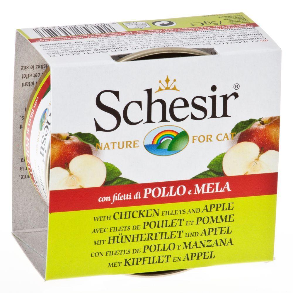 Schesir Fruit 6 x 75g