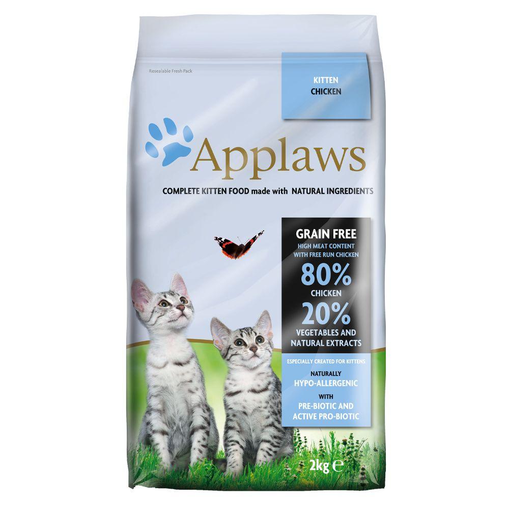 Applaws Katzenfutter für Kitten - 2 kg