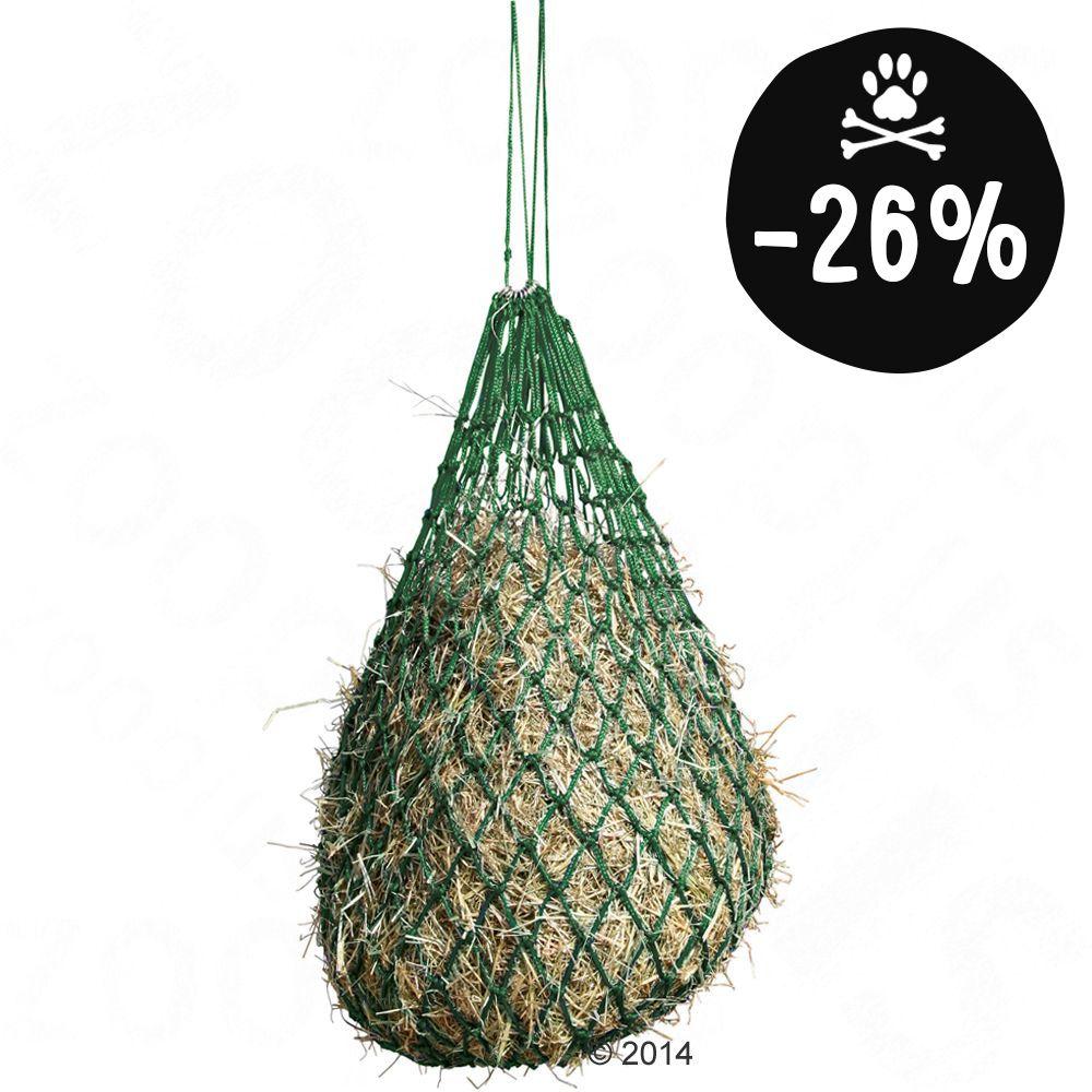 Image of Rete per fieno Kerbl a maglia stretta - verde