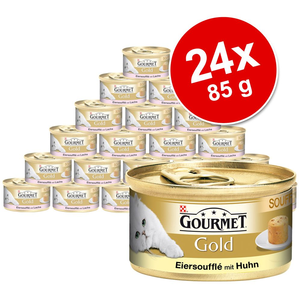 Image of Gourmet Gold Soufflè 24 x 85 g - Pacco misto