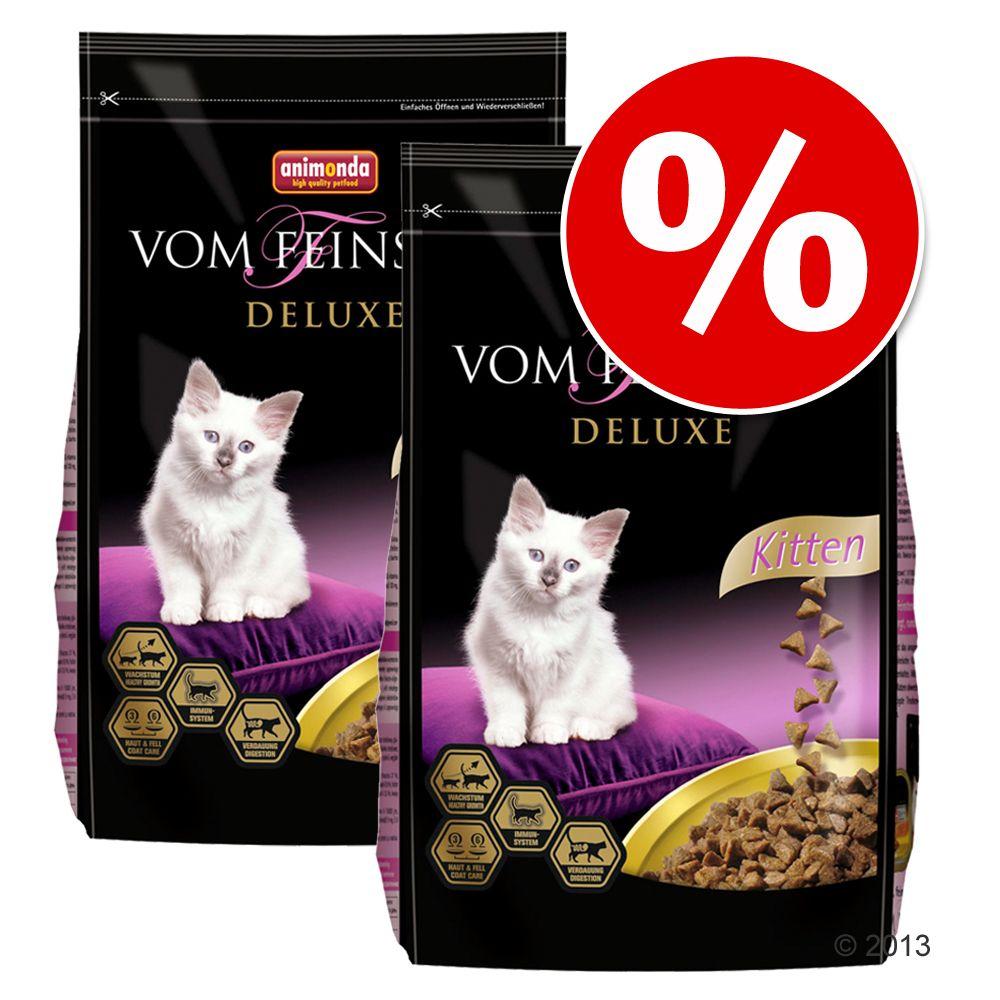 Sparpaket Animonda vom Feinsten Deluxe 2 x 10 kg - kastrierte Katzen