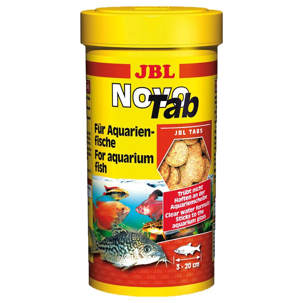 Image of JBL NovoTab mangime in compresse - 100 ml