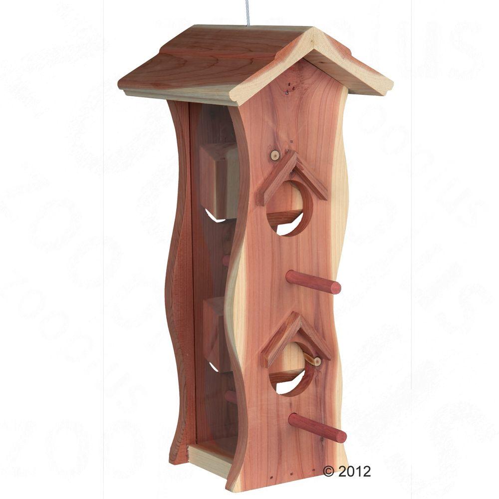 Trixie karmnik dla ptaków - Dł. x szer. x wys. 12 x 14 x 29 cm