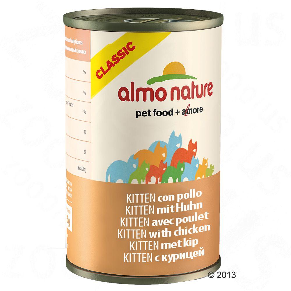 Almo Nature Classic Kitte