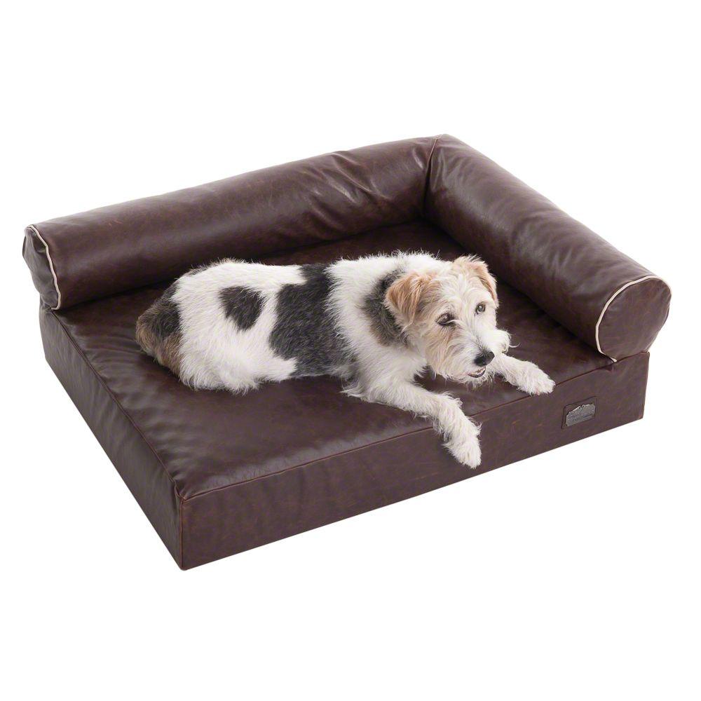 Ortopedyczna sofa dla psa