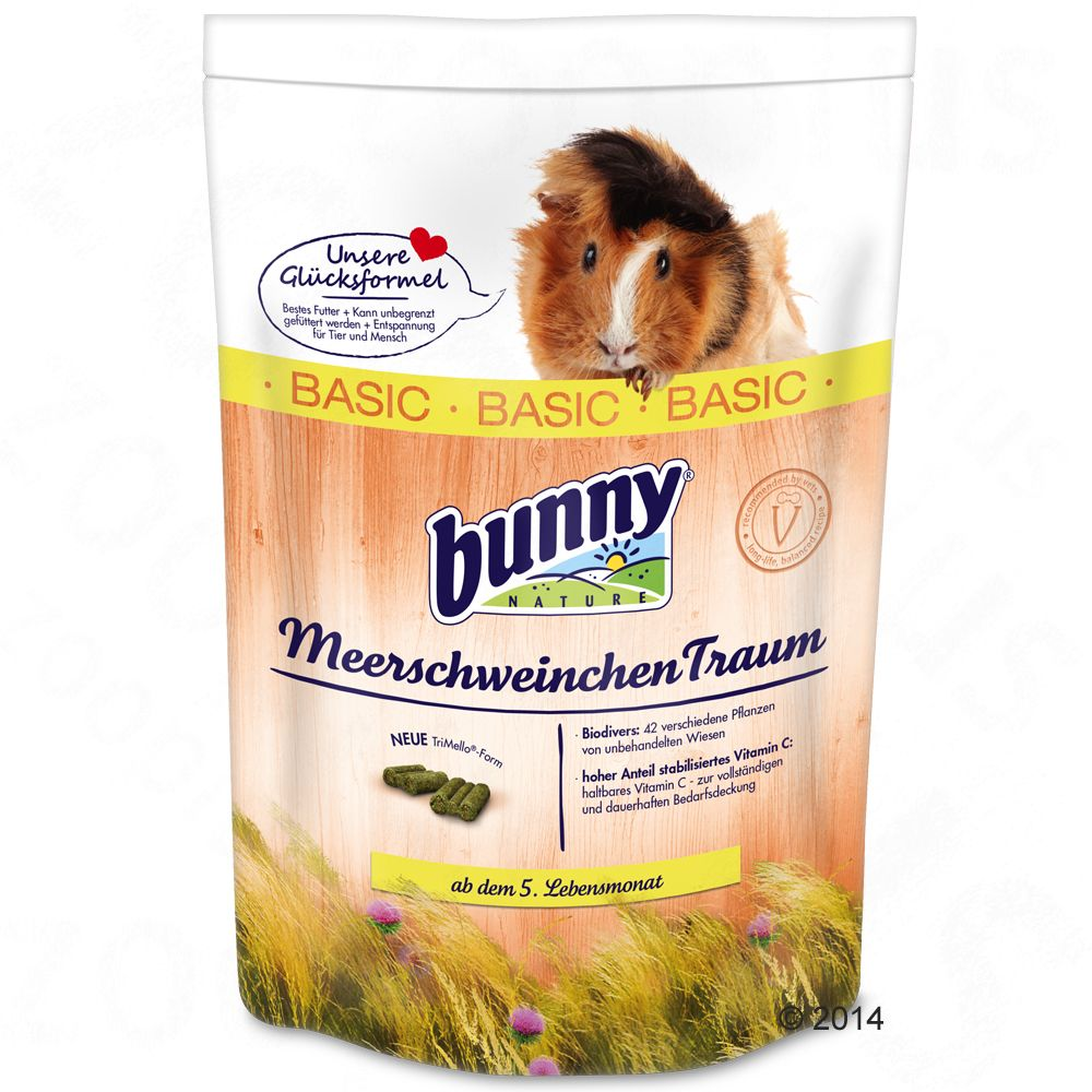 Foto Bunny Sogno BASIC porcellini d'India - 4 kg