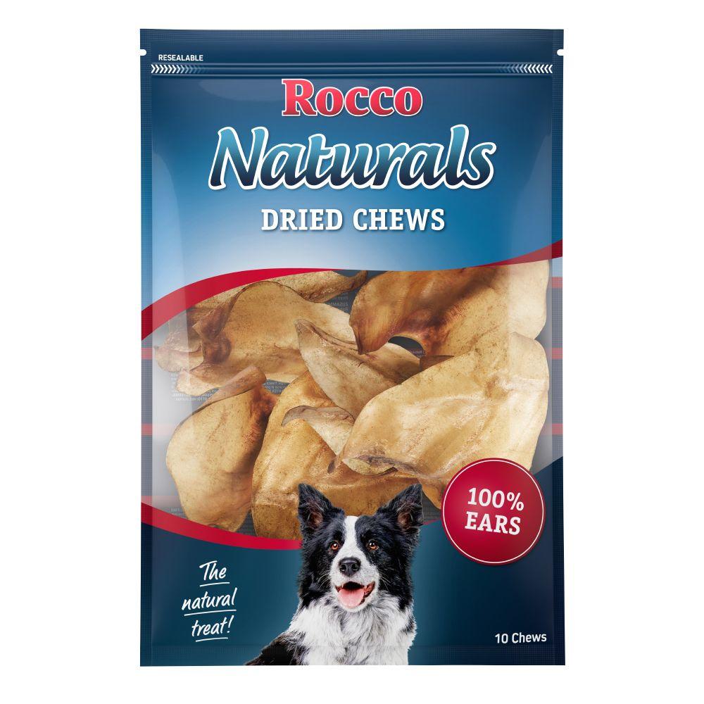 Dried Cows' Ear Rocco Natural Dog Chews
