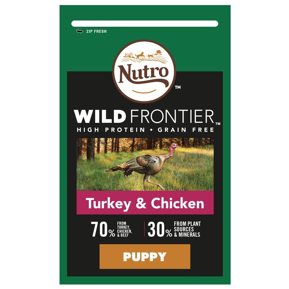 Nutro Wild Frontier Puppy Junior Dry Food