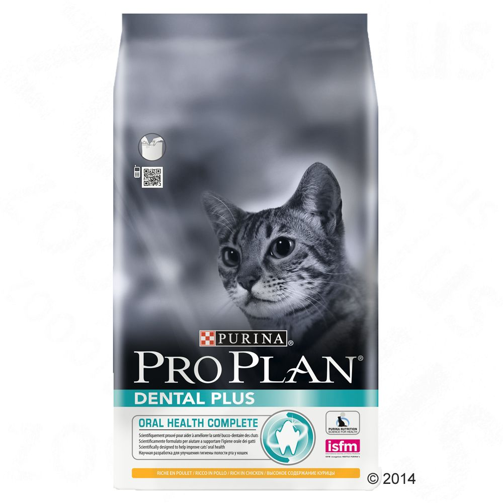 Purina Pro Plan Dental Plus - 1,5 kg