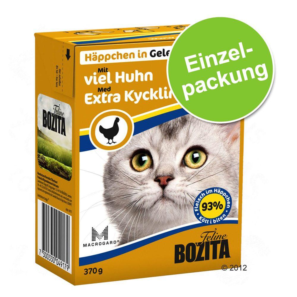 Bozita Häppchen 1 x 370 g - Gelee: mit Lamm