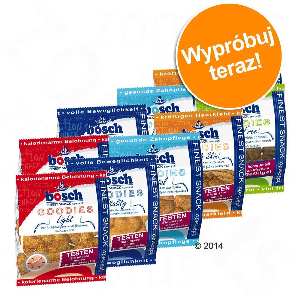 Mieszany pakiet przysmaków Bosch Goodies, 10 x 30 g - 10 x 30 g