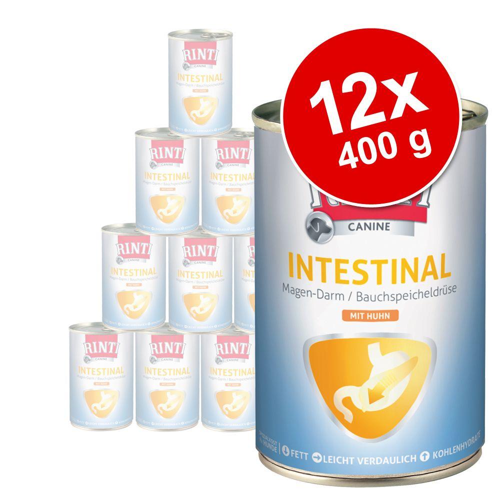 Ekonomipack: RINTI Canine 12 x 400 g - Kidney Diet