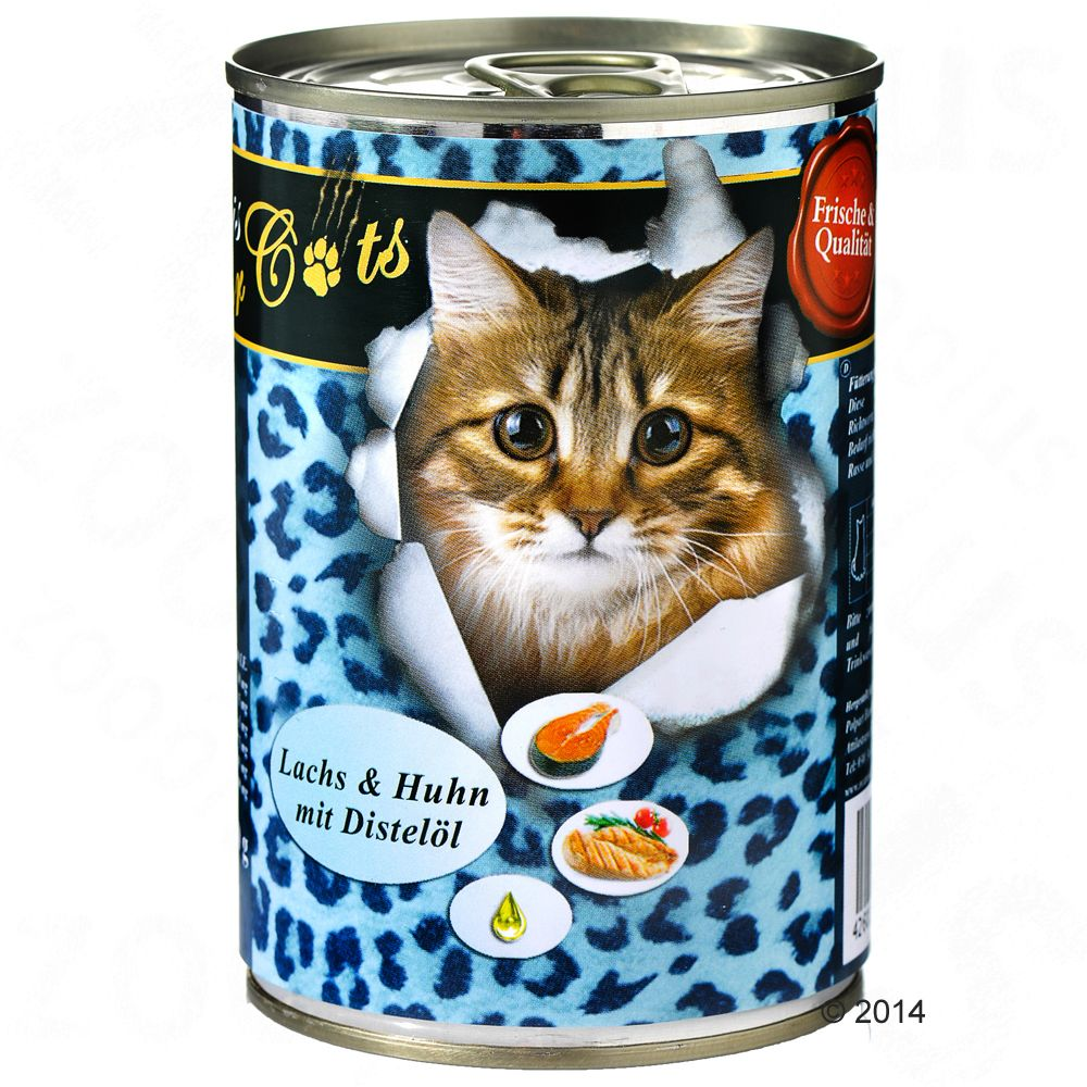 6 x 400 g O´Canis for Cat