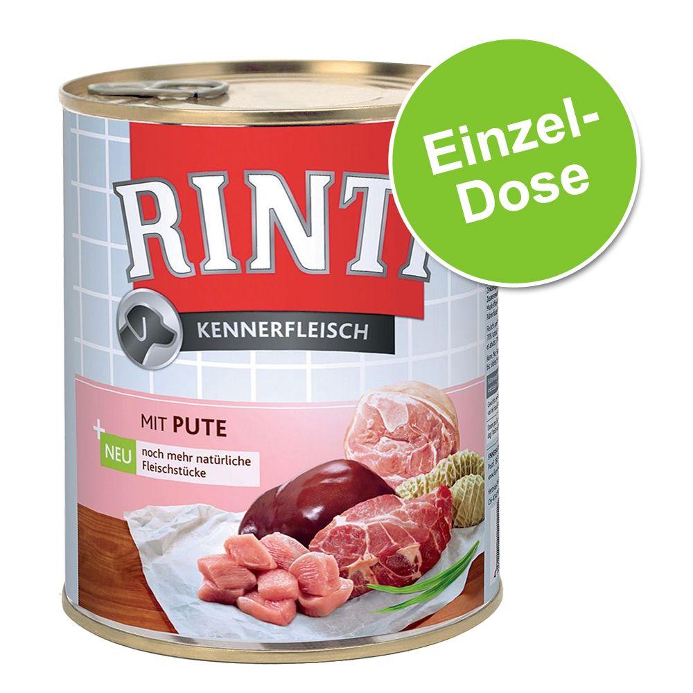Rinti Kennerfleisch 1 x 800 g - Rentier
