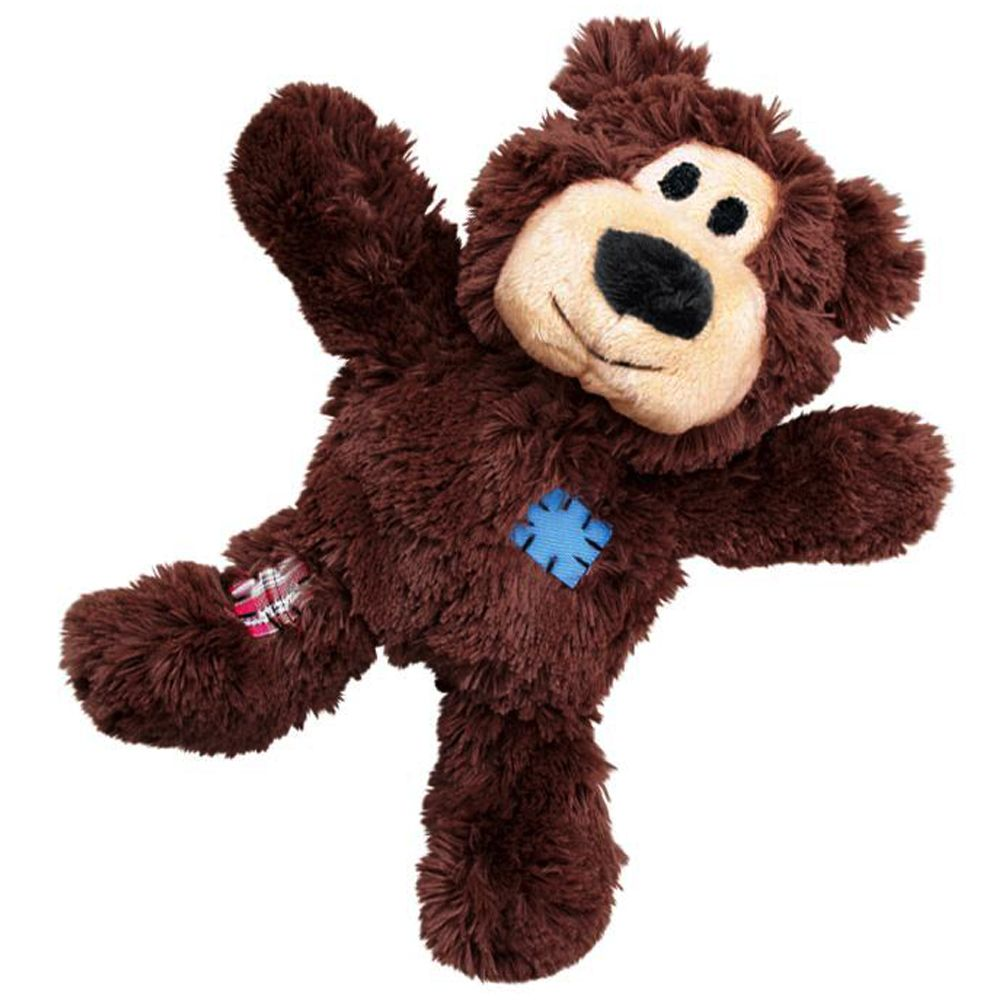 KONG WildKnots Bears - Gr. M/L: L 26 x B 21 x H 10 cm