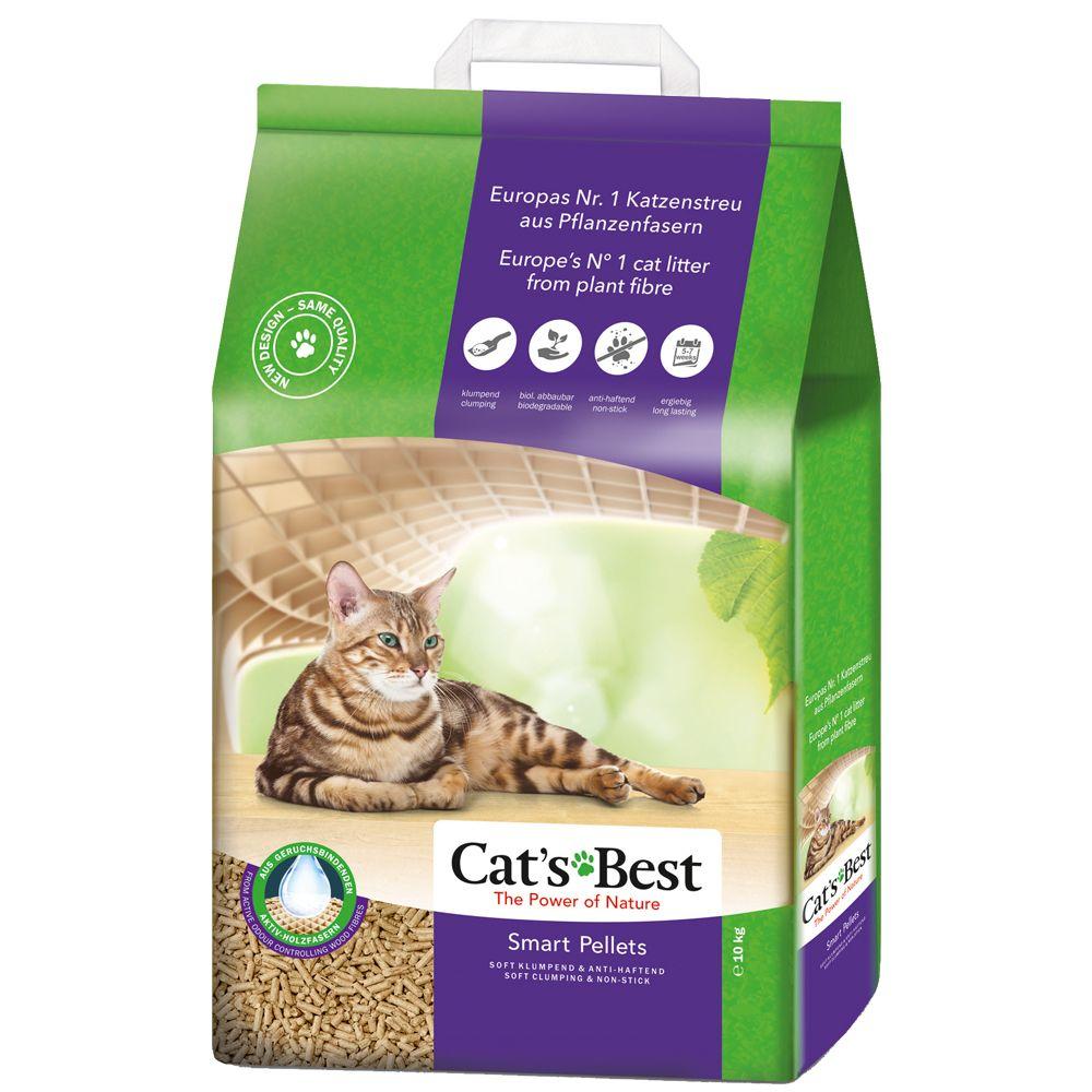 Cat's Best Smart Pellets Katzenstreu - 20 l (ca. 10 kg)