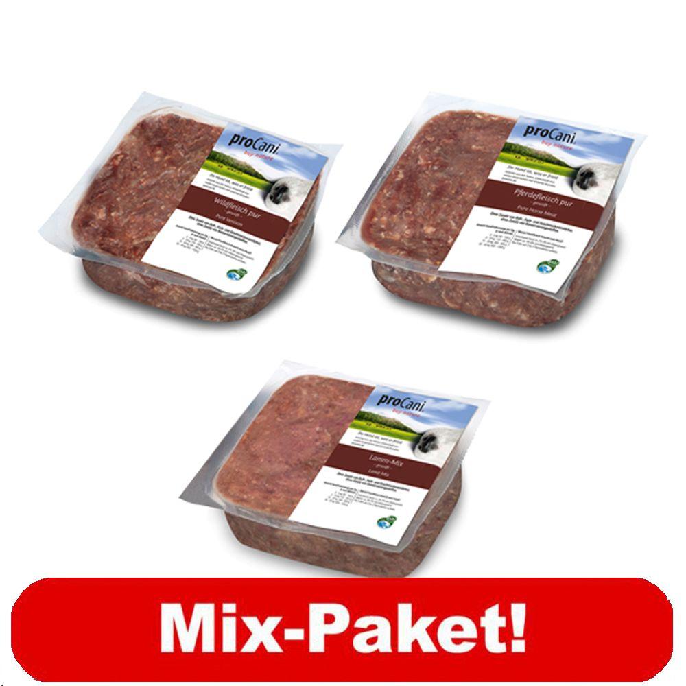 proCani Hypoallergen-Paket - 8 x 1000 g