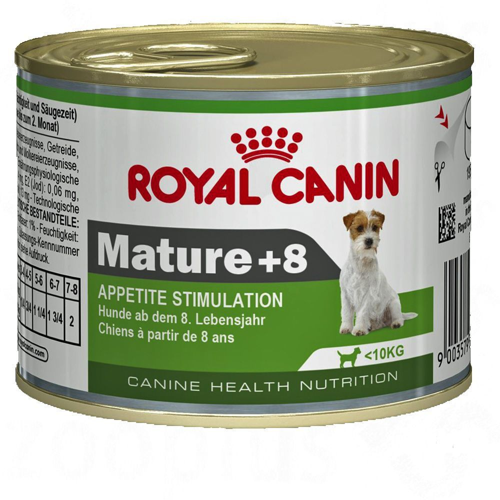 Foto Royal Canin Mini Mature + 8 - 24 x 195 g - prezzo top! Royal Canin Size