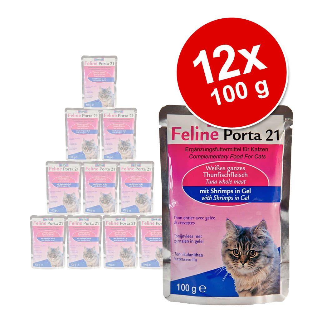 Pakiet Feline Porta 21 w
