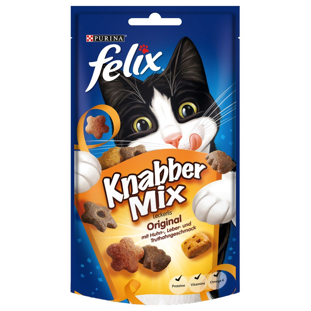 Felix KnabberMix - Dreikäsehoch (60 g)