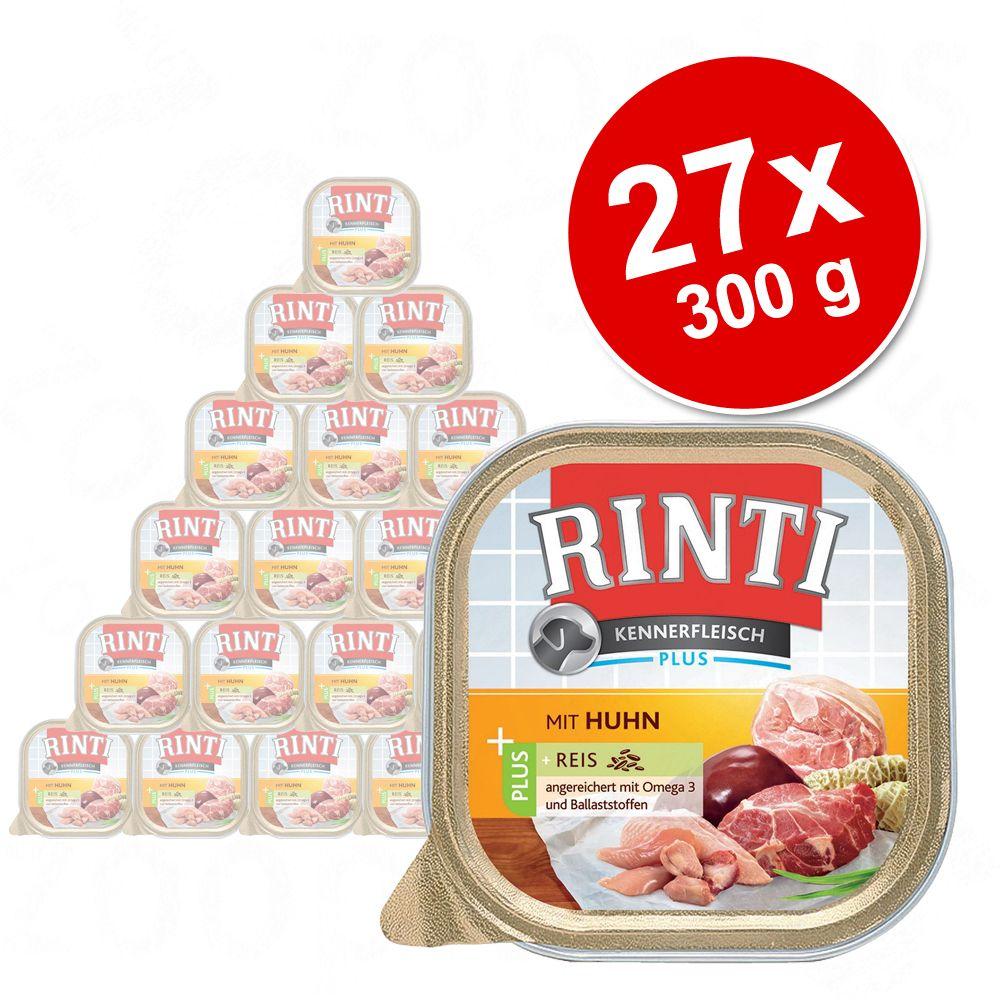 Rinti Pur w miseczkach, 27 x 300 g - Pakiet mieszany